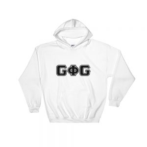 G Phi G Letters – Hoodie