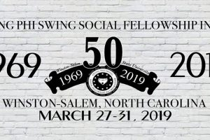 Swing Phi Swing S.F.I. 50th Golden Jubilee