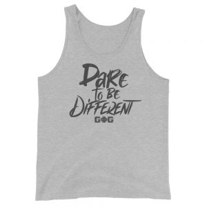 Dare to Be Different – Tank Top