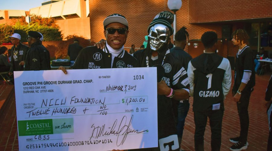 Groove Phi Groove Kickstarts Undergraduate Renewal with Donation
