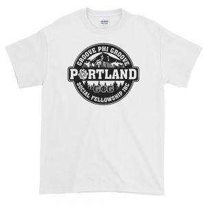 Portland Grooves – Loose Fit Tee