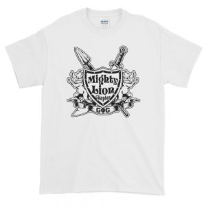 Mighty Lion – Loose Fit Tee