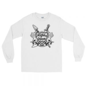 Mighty Lion – Long Sleeve