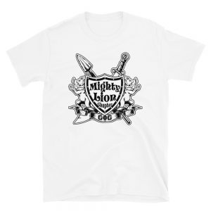 Mighty Lion – Fitted Tee