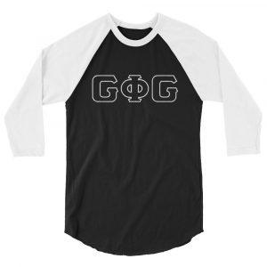G PHI G Letters – Raglan