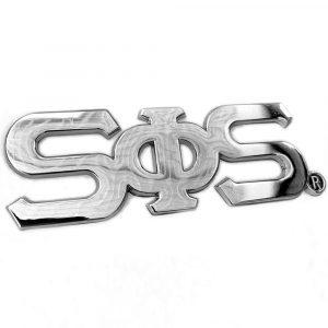 S Phi S – Car Badge PREORDER